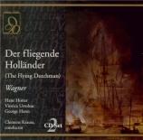 WAGNER - Krauss - Der fliegende Holländer (Le vaisseau fantôme) WWV.63
