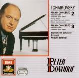 TCHAIKOVSKY - Donohoe - Concerto pour piano n°2 en sol majeur op.44