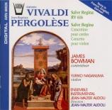 VIVALDI - Audoli - Salve Regina en do mineur, antienne pour alto, double