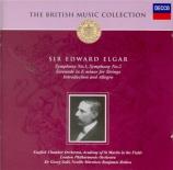 ELGAR - Marriner - Sérénade pour cordes op.20