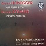HONEGGER - Leducq-Barome - Symphonie n°2 H.153 'Symphonie pour cordes'