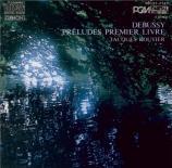 DEBUSSY - Rouvier - Préludes I, pour piano L.117 (Import Japon) Import Japon