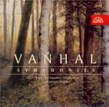 VANHAL - Vlcek - Symphonie en la majeur (Bryan A9)