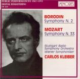 BORODINE - Kleiber - Symphonie n°2 'Epique'