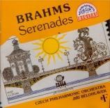 BRAHMS - Belohlavek - Sérénade n°1, pour orchestre en ré majeur op.11