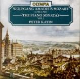 Sonates pour piano Vol.2