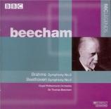 BEETHOVEN - Beecham - Symphonie n°2 op.36