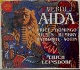 VERDI - Leinsdorf - Aida