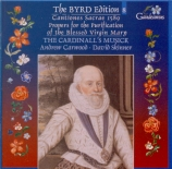 BYRD - Cardinall's Mus - Cantiones Sacrae