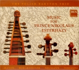 Music for Prince Nikolaus Esterhazy