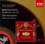 BEETHOVEN - Klemperer - Symphonie n°5 op.67