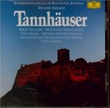 WAGNER - Gerdes - Tannhäuser WWV.70 : extraits
