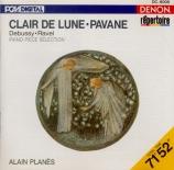 DEBUSSY - Planès - Arabesque I, pour piano en mi majeur L.66 n°1