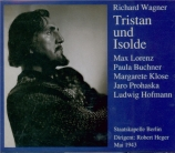 WAGNER - Heger - Tristan und Isolde (Tristan et Isolde) WWV.90