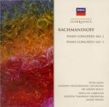 RACHMANINOV - Previn - Concerto pour piano n°3 en ré mineur op.30