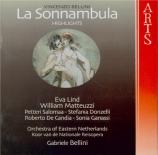 BELLINI - Bellini - Sonnambula (la) : extraits