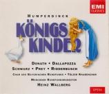 HUMPERDINCK - Wallberg - Königskinder