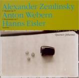 EISLER - Quatuor Johanne - Variations pour piano