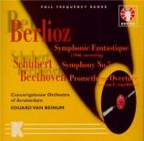 BERLIOZ - Van Beinum - Symphonie fantastique op.14