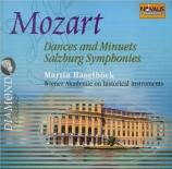 Danses et menuets - Symphonies de Salzburg