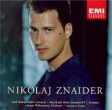 NIELSEN - Znaider - Concerto pour violon op.33
