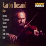 Aaron Rosand Plays...