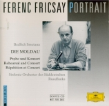 Ferenc Fricsay : Répétition et Concert