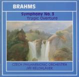 BRAHMS - Belohlavek - Symphonie n°3 op.90