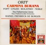 ORFF - Frühbeck de Bur - Carmina Burana