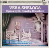 RIMSKY-KORSAKOV - Angelov - La boyarine Vera Sheloga