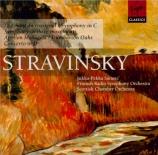 STRAVINSKY - Saraste - Le chant du rossignol, poème symphonique pour orc