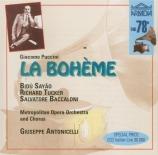 PUCCINI - Antonicelli - La bohème (live MET 12 - 1947) live MET 12 - 1947