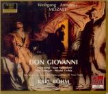MOZART - Böhm - Don Giovanni (Don Juan), dramma giocoso en deux actes K live MET New York 1967