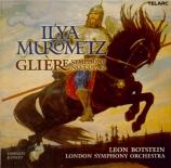 GLIERE - Botstein - Symphonie n°3 op.42 'Ilya Muromets'