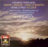 FERGUSON - Hickox - Amore langueo