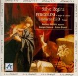 PERGOLESE - Biondi - Salve regina en la mineur