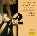 TCHAIKOVSKY - Ozawa - Le Lac des Cygnes, ballet, op.20