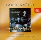 MARTINU - Ancerl - Concerto pour hautbois H.353