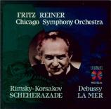 RIMSKY-KORSAKOV - Reiner - Shéhérazade op.35