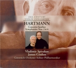 HARTMANN - Spivakov - Concerto funèbre