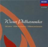 Wiener Philharmoniker 150 ans Vol.3