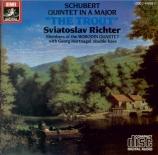 SCHUBERT - Richter - Quintette avec piano en la majeur op.posth.114 D.66