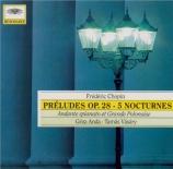 CHOPIN - Anda - Préludes (24) pour piano op.28