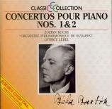 BARTOK - Kocsis - Concerto pour piano n°1 Sz.83