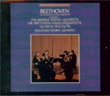 The Complete String Quartets vol.2 recorded live in the Library of Congress - import japon import Japon