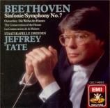 BEETHOVEN - Tate - Symphonie n°7 op.92