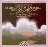 BEETHOVEN - Kletzki - Symphonie n°6 op.68 'Pastorale'