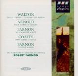 WALTON - Farnon - Orb and sceptre
