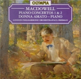 MacDOWELL - Amato - Concerto pour piano n°1 op.15