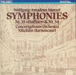 MOZART - Harnoncourt - Symphonie n°35 en ré majeur K.385 'Haffner'